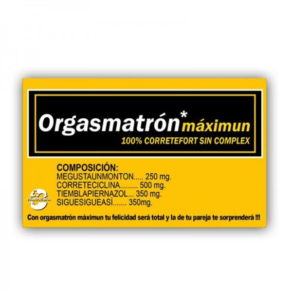 Broma Orgasmatrón